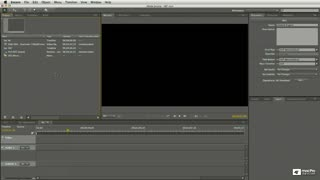 27. Importing After Effects Compositions (Dynamic Link)