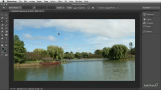 37. Creating Panoramic Shots with PhotoMerge - Part 2