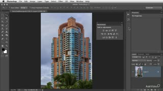 27. Creating Layer Masks with Color Range