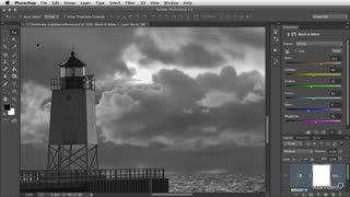28. Creating Layer Masks with the Brush Tool