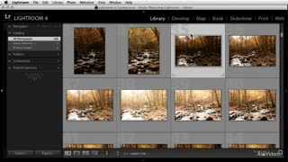 13. Examining Raw Exposures in Lightroom 4