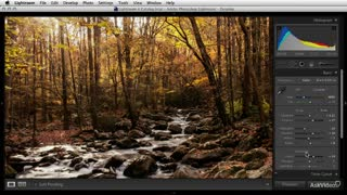 18. Global and Local Color Enhancement in Lightroom 4