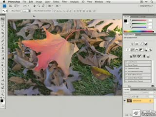 Photoshop CS4 105: Digital Photography Workflows - Preview Video