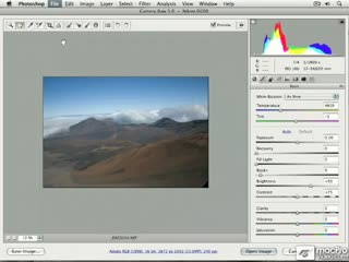 25. Cropping & Straightening Images