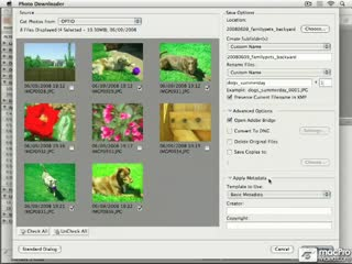 07. Applying Metadata to Your Photos