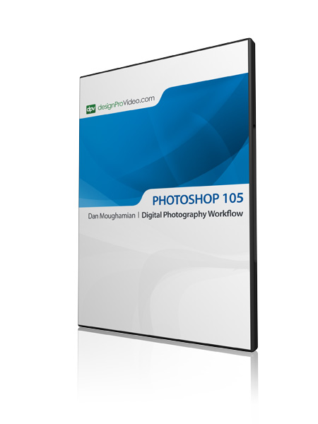 Photoshop CS4 105 Digital Photography Workflows Product Image