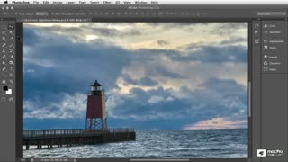 Photoshop CS6 102: Selection & Masking Techniques - Preview Video