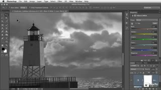 29. Creating Layer Masks with the Brush Tool