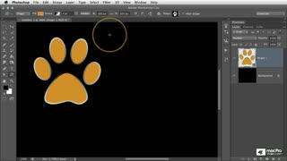26. Vector Tool Options: Dimensions