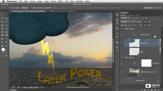 Photoshop CS6 104: Introduction to Layers and Smart Objects - Preview Video