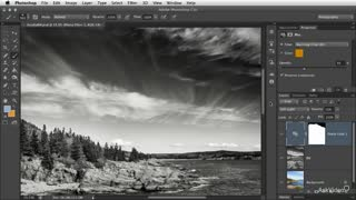 Photoshop CS6 205: Photo Retouching and Adjustment - Preview Video