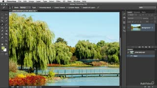 33. Painting with Blend Modes: Vivid Light
