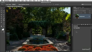 42. Adjustment Layer: Balancing Contrast with Levels