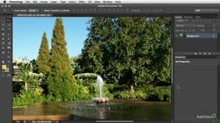 49. Adjustment Layer: Changing Multiple Colors with Hue & Saturation