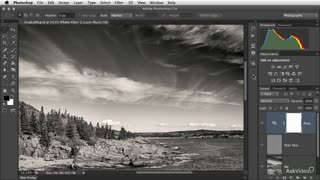 6. Customizing the Photography Workspace
