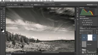 6. Customizing the Photography Workspace