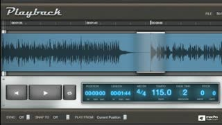 15. Preparing Your Backing Tracks