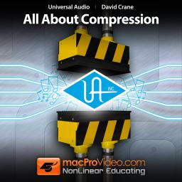 Universal Audio UA: All About Compression Product Image
