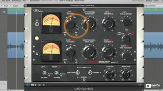 15. Fairchild 670 Compressor on Acoustic Guitar