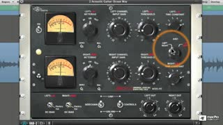 16. Fairchild 670 Compressor on Piano
