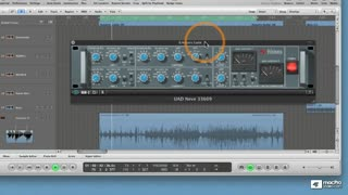 28. Neve 33609 Compressor on Acoustic Guitar