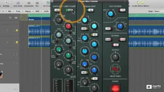 30. Neve 88RS Channel Strip Compressor Overview