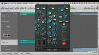 31. Neve 88RS Channel Strip Compressor on Vocal