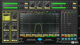 36. Precision Multiband Compressor Overview Part II