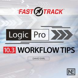 Logic Pro FastTrack 30210.3x Workflow Tips Product Image