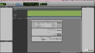 26. Spotting Audio Stems in Pro Tools