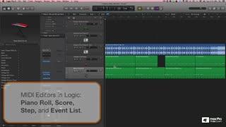 31. Editing MIDI