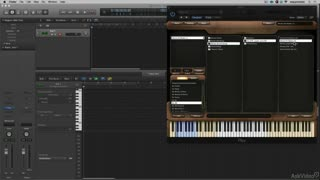 23. Using Dynamic Crossfade & Live Instruments