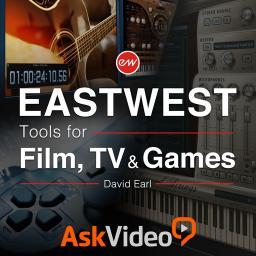 EastWest 103 EastWest 103: Tools for Film, TV & Games Product Image