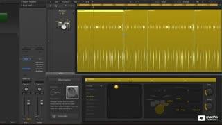 12. Creating MIDI Regions