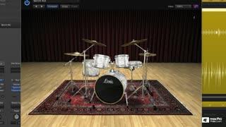 16. Choosing a snare