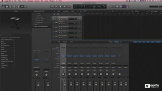Logic Pro X 202: Drummer and Drum Kit Designer - Preview Video