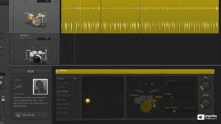 8. Using the Drummer Editor