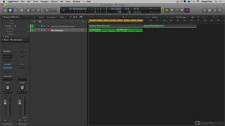 Logic Pro FastTrack 103: Automation Tools and Techniques - Preview Video