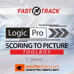 Logic Pro FastTrack 204Scoring to Picture Toolbox Product Image