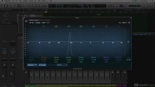 6. Saturating Audio in Logic