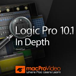Logic Pro X 10.1 In-Depth Product Image