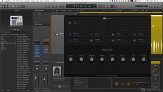 7. Drum Machine Designer Mixing