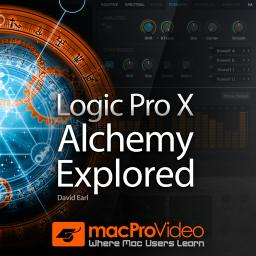 Logic Pro X 208Alchemy Explored Product Image