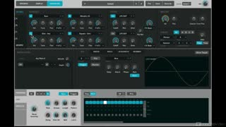 13. Modulating with the Arpeggiator