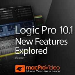 Logic Pro X 10.1 New Features: Explored Product Image
