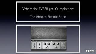 Logic 208: Exploring the EVP88 and the EVB3 - Preview Video