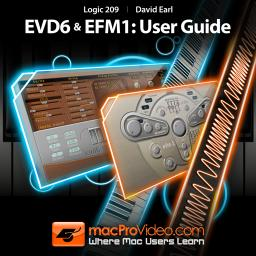 Logic 209 EVD6 and EFM1: User Guide Product Image