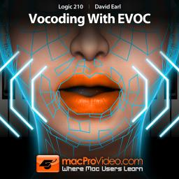 Logic 210 Vocoding With EVOC Product Image