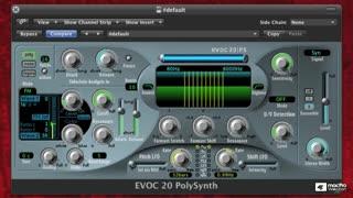 Logic 210: Vocoding With EVOC - Preview Video