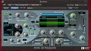 Logic 210: Vocoding With EVOC - Preview Video